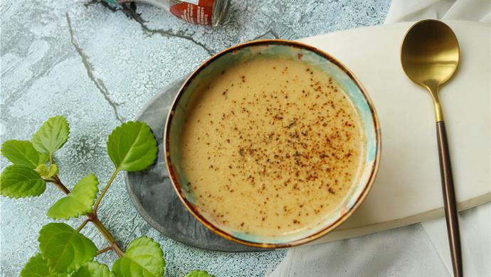 蔬菜培根浓汤
