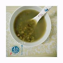 清暑祛湿, 绿豆荷叶粥