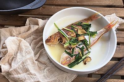 汕头半煎煮鱼
