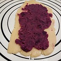 紫薯小点心的做法图解4
