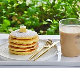 【视频】羊奶葡萄干松饼&羊奶奶茶(乳糖不耐受食谱)的做法