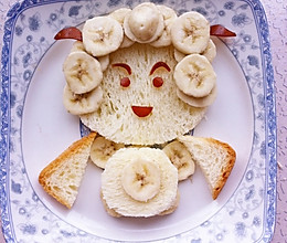 羊羊早餐的做法
