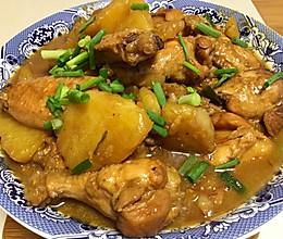 鸡翅烧土豆的做法