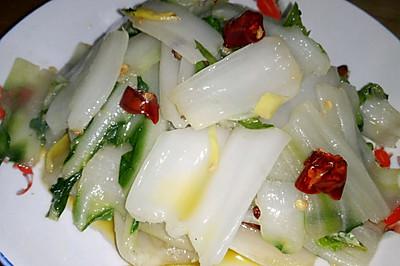 瓢兒菜(牛皮菜)