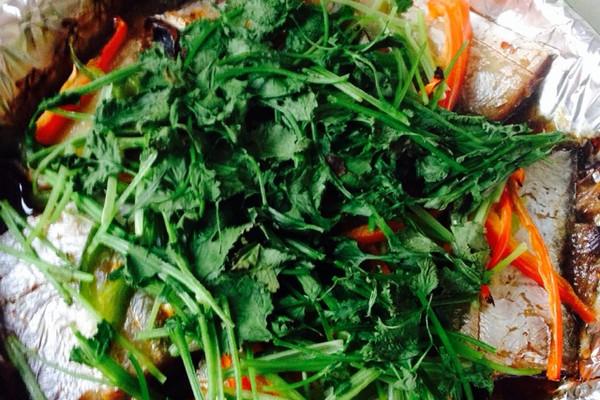 香烤带鱼的做法