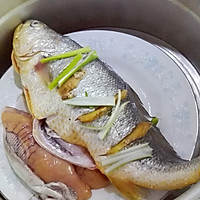 清蒸黄鱼的做法图解3