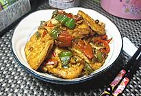 #菁选酱油试用之干锅柴火豆腐的做法