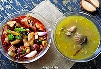 春日进补佳品-香菇鸡汤的做法