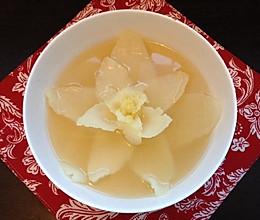 四川名菜之开水白菜的做法