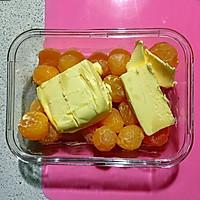 不流沙的流沙酥球 蛋黄酥的做法图解1