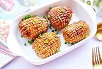 土豆菠萝包的做法