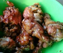 电饭锅版奥尔良鸡翅的做法