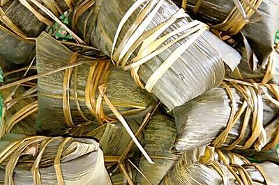 瑶柱虾米粽