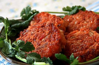 泡菜饼——当主食、零食都好吃的小饼