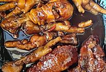卤味(鸡爪,鸡腿,牛肉)的做法