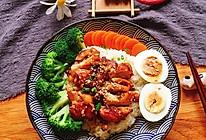 #橄榄中国味 感恩添美味#好吃到舔手指的照烧鸡腿饭的做法