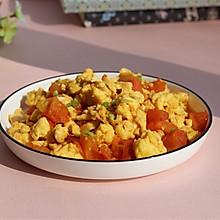 #憋在家里吃什么# 西红柿炒鸡蛋