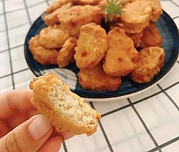 #餐桌上的春日限定#媲美肯德基的黄金鸡块,宝宝也爱吃哦的做法