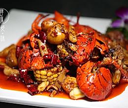 后厨潜伏行动-香辣波士顿龙虾的做法