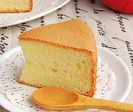 原味戚风蛋糕#十二道锋味复刻#的做法