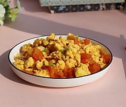 #憋在家里吃什么# 西红柿炒鸡蛋的做法