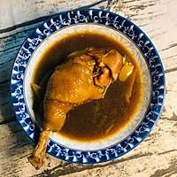 #花10分钟,做一道菜!#大鸡腿的做法图解8