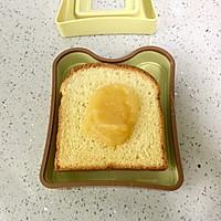 菠萝酱&口袋三明治的做法图解10