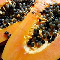 木瓜椰奶糖水的做法图解3