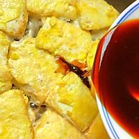 香煎豆腐(五分钟快手美食)的做法图解3