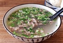 暖人暖胃冬季汤—羊肉汤的做法