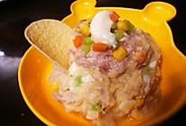 日式金枪鱼土豆泥沙拉的做法