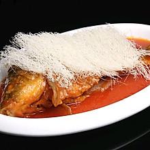 鲤鱼焙面(糖醋鱼)