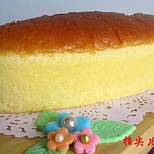 情迷日式轻乳酪蛋糕