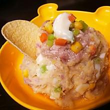 日式金枪鱼土豆泥沙拉