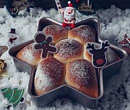 圣诞树面包的做法