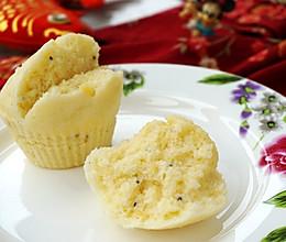 #南北面点大不同# 蒸猕猴桃松糕的做法
