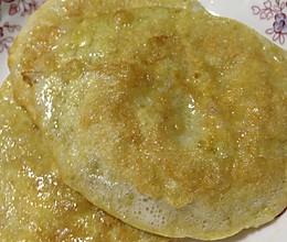 饺子皮煎饼的做法