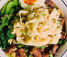 #下饭红烧菜#自己在家也能做红烧牛肉面的做法