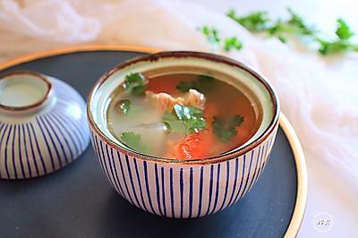 #春季食材大比拼~清炖番茄白萝卜牛肉汤