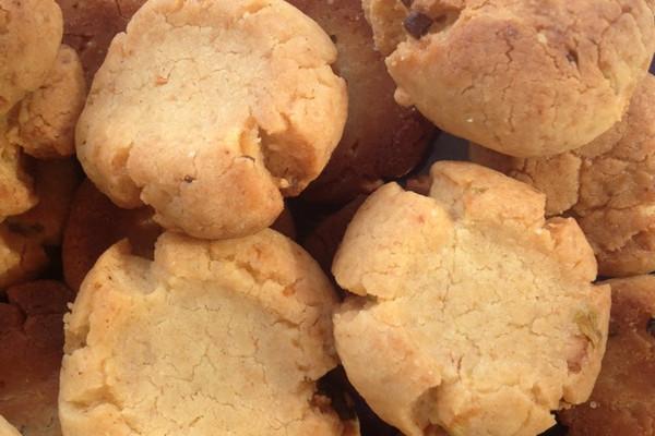 香葱小酥饼的做法