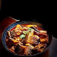 一人食--川味家常菜  红烧鳝鱼的做法图解11
