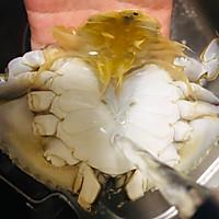 香辣梭子蟹烩年糕的做法图解5