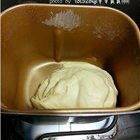 面包机:简易白面包的做法图解3