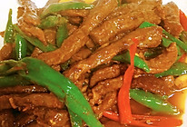 杭椒牛柳的做法