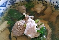 猪肝瘦肉汤的做法