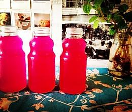 夏日特饮—紫苏柠檬汁的做法