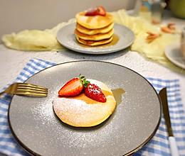 舒芙蕾松饼(无油无泡打粉)的做法