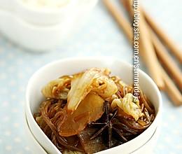 白菜炖土豆的做法