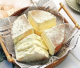 日式冰乳酪戚风蛋糕的做法