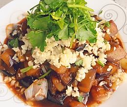 #餐桌上的春日限定#比肉都好吃的素烧茄子的做法